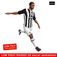 soccer player juventus max