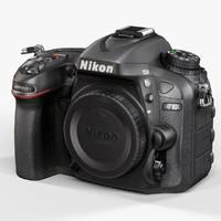 3d low- nikon d7100 black model