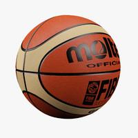 max basketball molten