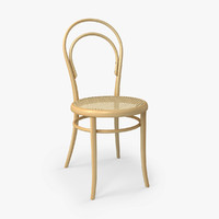 3d thonet chair 14