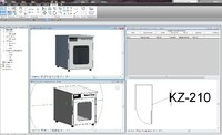rfa revit kz-210 blanket warmer