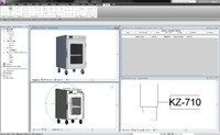 revit kz-710 blanket warmer rfa