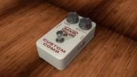 3d c4d dunlop mxr custom comp