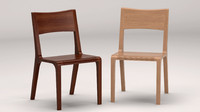 3d tenon chair model
