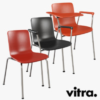 max vitra hal tube chair
