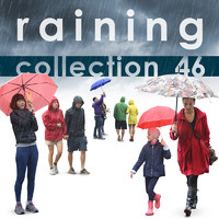 Raining collection