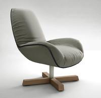 3ds max jardan winston armchair