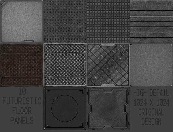 texture jpg futuristic floor metal