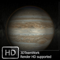 Jupiter HD (Suport Full HD Render)