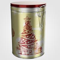 3d hermetic jar model