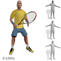 max rigged tennis player 2