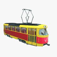 Tatra T3 Tram train