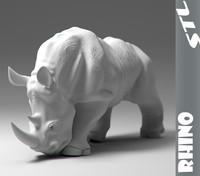 stl rhino obj