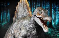 3d spino spinosaurus