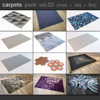 3d photorealistic carpets