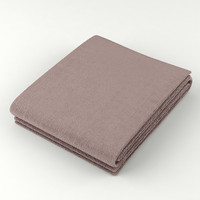 3ds max towel fold