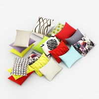 pillows 29 obj