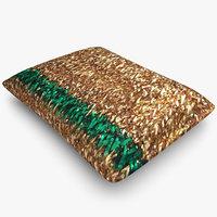 maya sponge gold