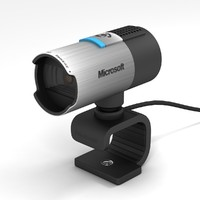 3d microsoft lifecam hd