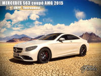 c4d mercedes s63 amg 2015