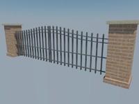 3d gate brick