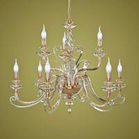 3ds max chandelier euroluce lampadari alicante