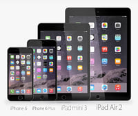 Apple electronics collection 2014 v2