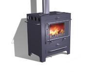 3d abc stove