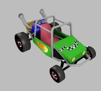buggy 3d 3ds