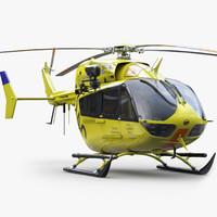 max eurocopter ec 145 emergency