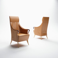 3d giorgetti-armchair model