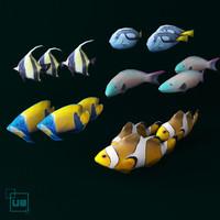 maya fish sea ocean