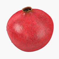 Pomegranate 3D models