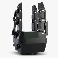 3d model robotic gripp 5