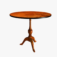 max folding table 1700´s