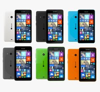 3d microsoft lumia 535 dual model