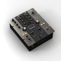 Pioneer DJM-250 Audio Mixer