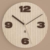 3d paper wall clock model