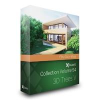 trees volume 54 v 3d x
