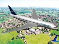 3d model airline boeing 787 787-8