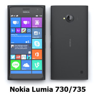 3d nokia lumia 730 black