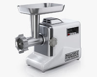 3d model mincer megaforce 3000