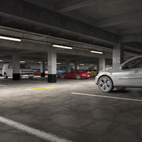 underground parking max