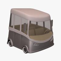 maya minivan van car