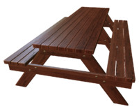 bench arbor red max