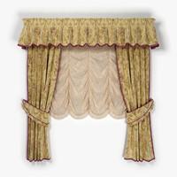 cotton silk fabric 3d max