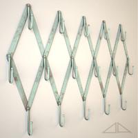 3d shabby hanger