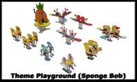 maya sponge bob playground