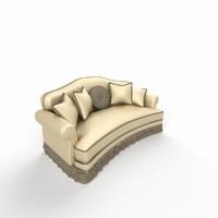 Classic Sofa `141128`6A