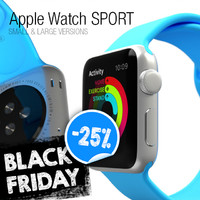 apple watch sport - max